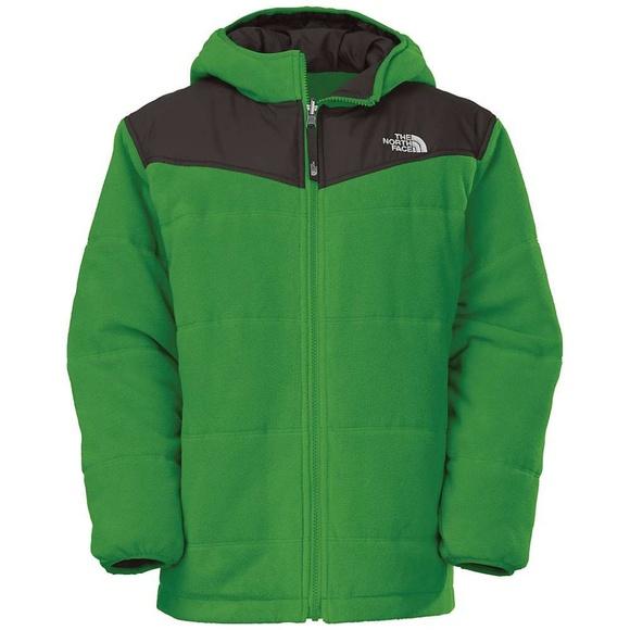 the north face jackets coats boys reversible true or false jack rh poshmark com